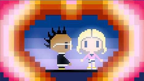 Retro Animated Singers