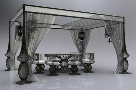 Chic Chandelier Furniture