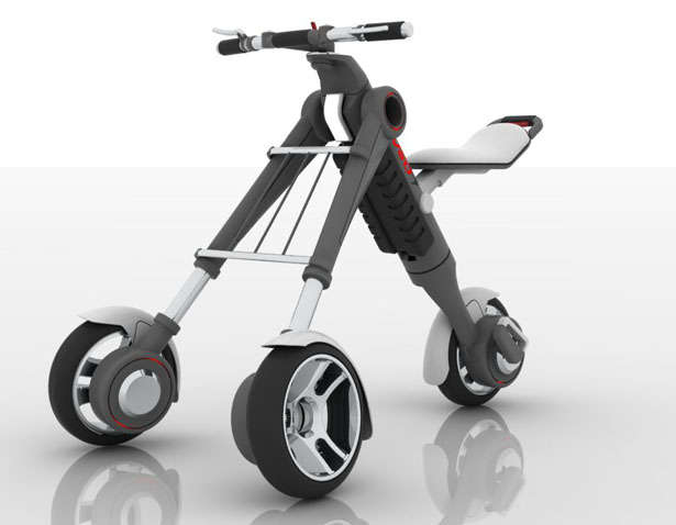 Elliptical Electric Vehicles