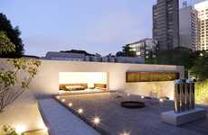 Brazilian Fireplace Abodes