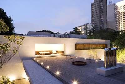Brazilian Fireplace Abodes