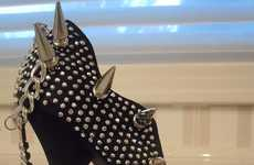 Out-There Sculptural Shoes
