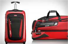 Race Bike Travel Packs - The Ducati x TUMI Luggage Collection is Stylishly Slick