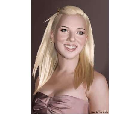 69 Sizzling Scarlett Johansson Features