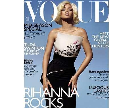 84 Stunning Vogue UK Shoots