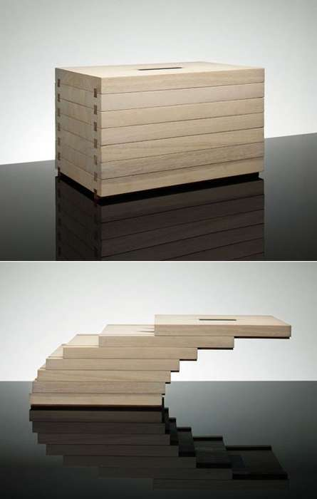 Stack Sliding Tool Boxes
