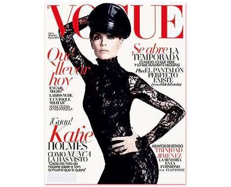 37 Stunning Vogue Spain Shoots