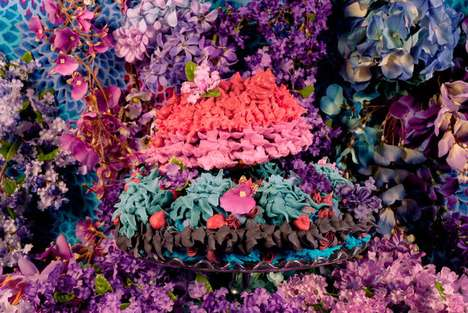 Colorful Couture Cakes