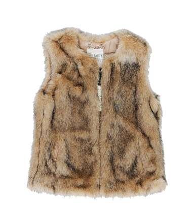 Fluffy Fur Vests