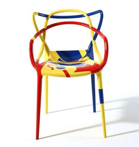 Re-Designed Charity Chairs
