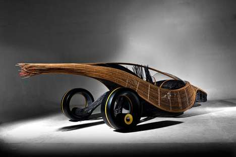 The Phoenix Bamboo Car Cannot be Found in a Ford Dealership