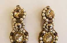 Affordable Ornate Baubles - Ranjana Khan Designs Cheap-Chic Jewelry for The Limited