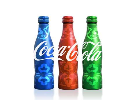 Intricate Ethnic-Inspired Cola