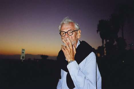 The Terry Richardson 'Dad' Photos are Incredibly Touching