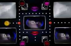 Designer Digi-Games - The Dior Video Game Ad Brings Geek to Chic