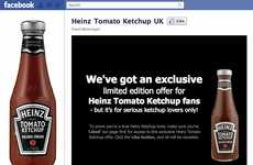 Classy Condiment Upgrades - The Heinz Ketchup Balsamic Vinegar is for More Refined Tastes