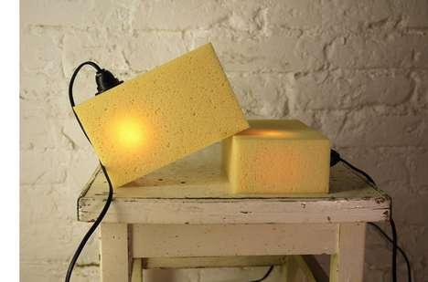 Squishy Light Fixtures