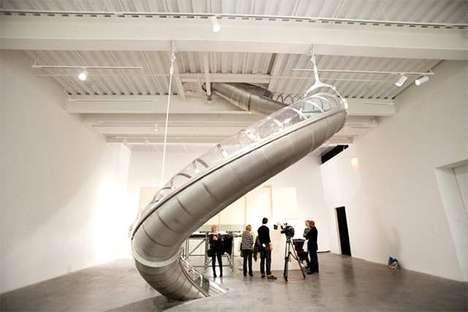 Playground-Inspired Installations