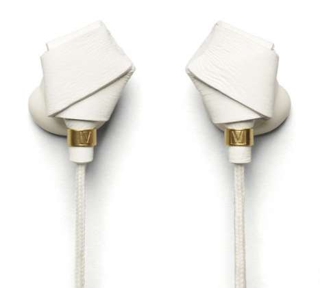 Stylishly Haute Headphones - The Molami Earbuds Collection is Pure Headonism