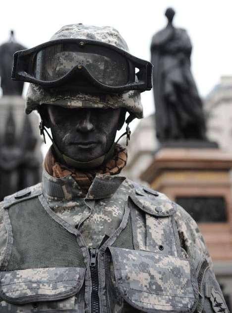 Solemn Soldier Campaigns