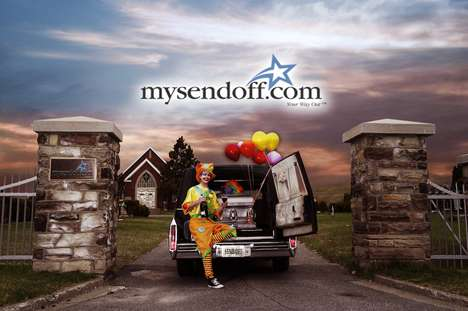 Pre-Perish Request Sites - MySendOff is a Rather Unconventional Take on Social Networking