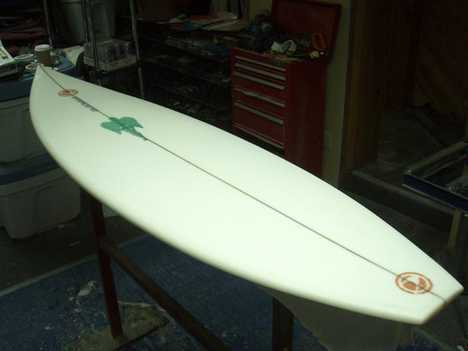 Eco-Friendly Bamboo Surfboards - 2Imagine Surfshop