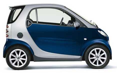 SMART Car Finally In U.S. (UPDATE)