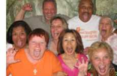 Laughter Yoga (UPDATE) - Now in Moscow, LA, Texas, Chicago