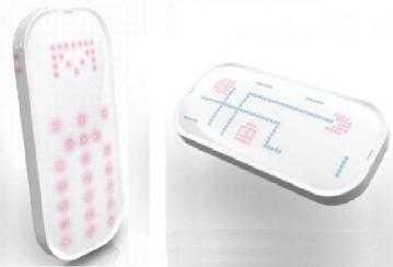 Buttonless Phone Interface