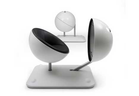 Funky, Useful Pod Desk