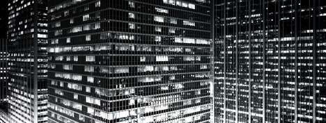 Artistic City Lights