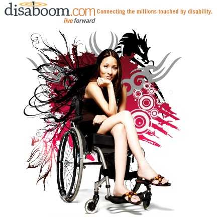 Online Community for the Disabled - Disaboom.com