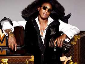 Pharrell Williams for Louis Vuitton