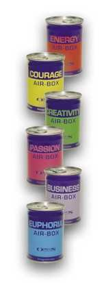 Canned Aromatherapy - Air Box