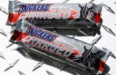 The Unhealthy Trend Just Got a Boost - Snickers Adds Caffiene