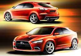 Mitsubishi Lancer Sportback Unveiled