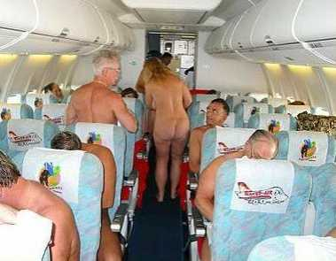 Nudist Flights - Naked Travel in Germany With OssiUrlaub.de