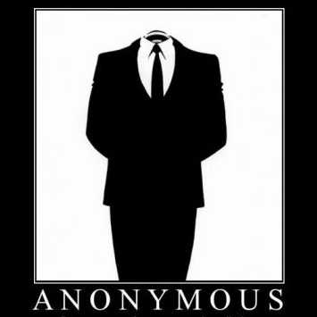 Anonymous Hackers