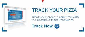 The Pizza Stalker - Domino's Online Pizza Tracking Service