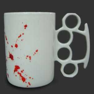 Brass Knuckle Cups (Part II) - Thabto MUG