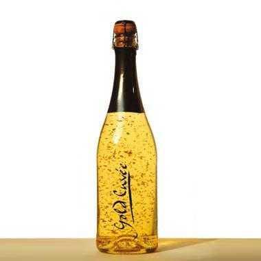 Gold Flake Champagne