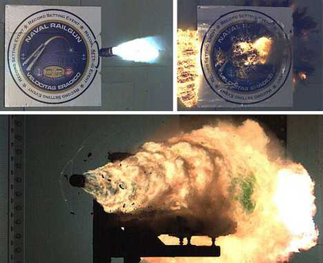 US Navy Railgun (Update)