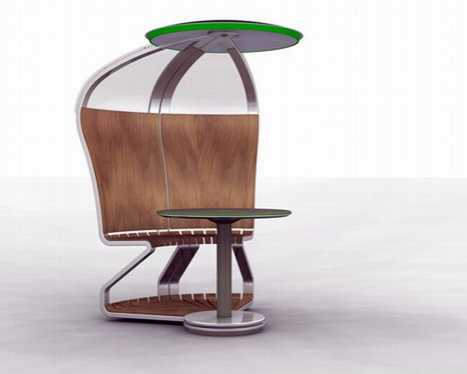 Eco Workstation of the Future