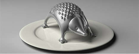 Critter Cheese Graters
