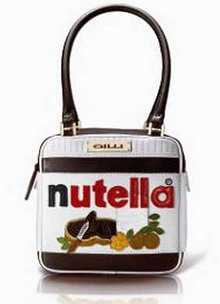 Purse for Gluttonous Women - Gilli Nutella Cube