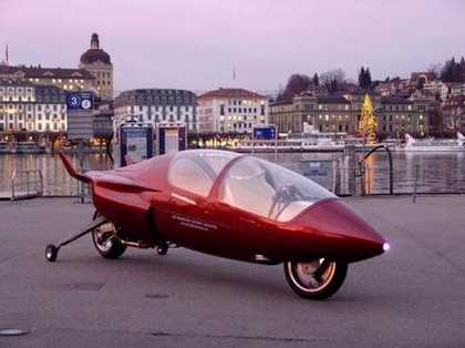 Jet-Like Super Car - Acabion GTBO