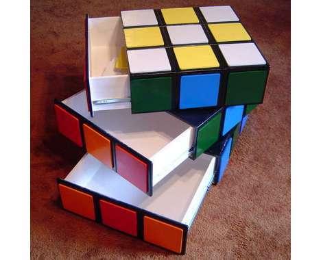 29 Puzzling Furnishings