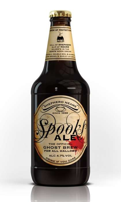 Scary Seasonal Suds