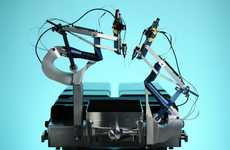 Dextrous Ophthalmic Machines - Researcher Thijs Meenink Hopes to Replace Eye Surgeons with Robots
