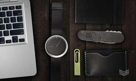 Blunt Blank Timepieces